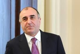 Elmar Mammadyarov meets with FM of Saint Vincent and Grenadines