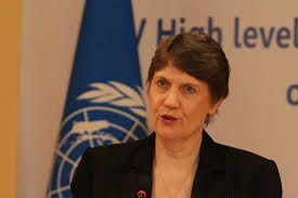 UNDP aministrator Helen Clark to visit Baku