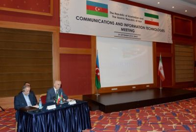 Azerbaijan, Iran discuss prospects for ICT cooperation