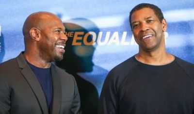 "Denzel Washington sharpens tools to exact justice in ""Equalizer"""