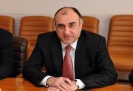 Elmar Mammadyarov meets his Afgan counterpart