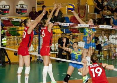 British media about Azerbaijan`s victory in Women's World Volleyball Champ
