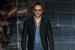 Designer Tom Ford to leave London fashion week for LA
