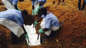Ebola death toll tops 3,000