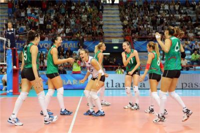 Azerbaijan qualify for next stage at FIVB Volleyball Women's World Championships