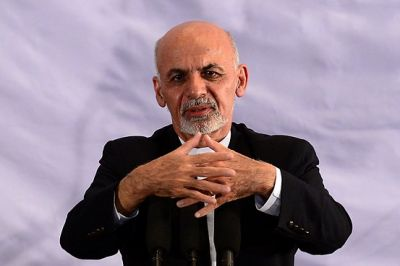 Ghani sworn in as Afghan president