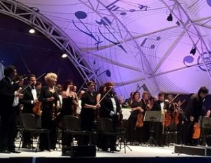 The 6th International Music Festival comes to an end