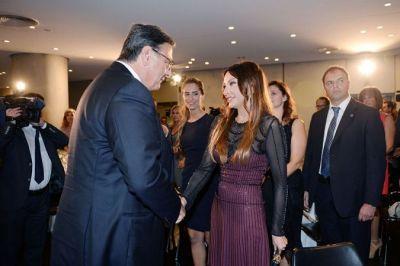 "Presentation of ""Baku-2015"" European Games takes place in Athens"