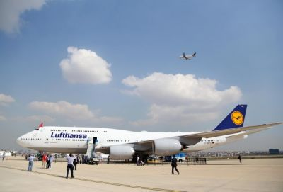 Lufthansa pilots to strike at Frankfurt airport