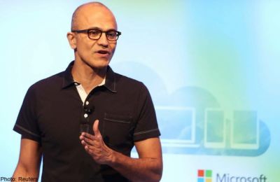 Microsoft boss promises cooperation in Chinese antitrust probe