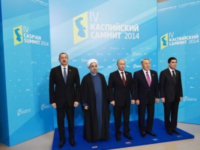 4th summit of the heads of state of Caspian littoral states kicks off in Astrakhan
