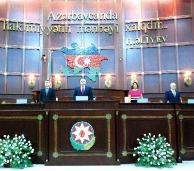 Azerbaijani Parliament's autumn session kicks off