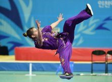 Malaysian wushu winner fails dope test