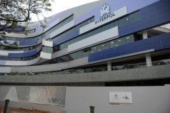 New Interpol complex in Singapore
