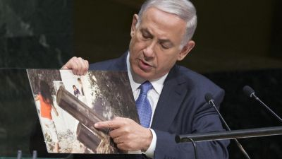 Netanyahu calls on Arabs to take first step for peace