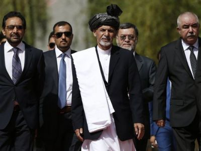 Afghanistan, U.S. sign long-delayed security pact