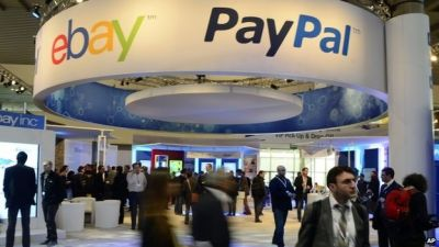 eBay to split off PayPal business