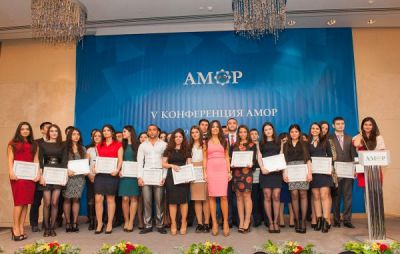 The 5th conference of AYOR starts in Moscow PHOTO