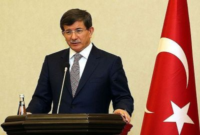 Ahmet Davutoglu denies allegations over backing ISIL
