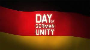 German embassy in Azerbaijan marks public holiday