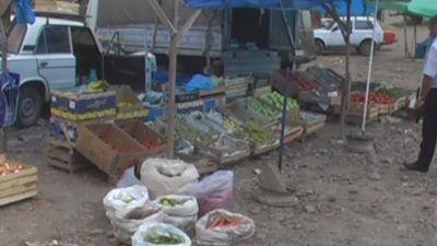Bazar, yoxsa zibilxana?