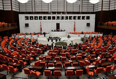 Turkish Parliament ratifies motion on Syria and Iraq