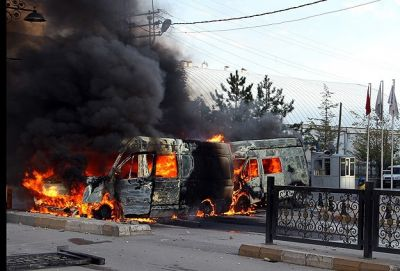 Turkey protests: Death toll rises to 12