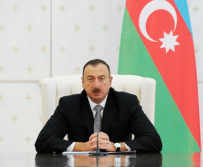 President Ilham Aliyev chaired the meeting of the Cabinet of Ministers