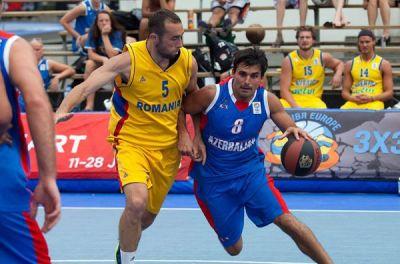 Baku 2015 European Games finalises Basketball 3x3 line-up