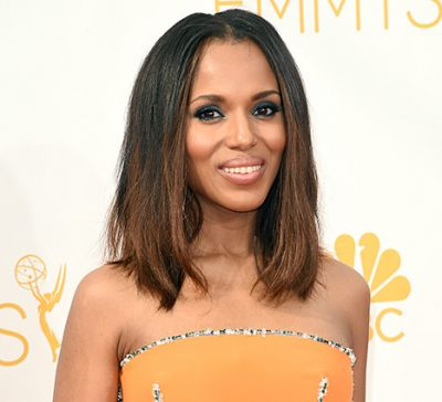 Kerry Washington reveals her best beauty rules