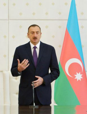 Azerbaijani President: If Armenia resorts to provocations once again, it will get another worthy rebuff
