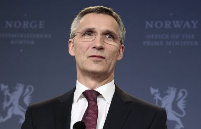 NATO chief's first statements inspire no optimism-Russia says