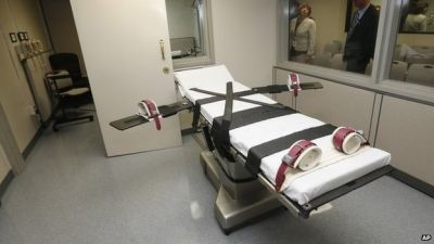 Oklahoma unveils new death chamber