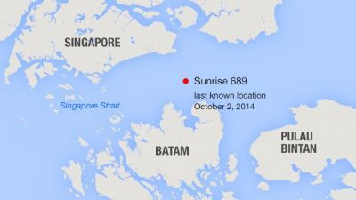 Missing Vietnamese oil tanker found raided by pirates