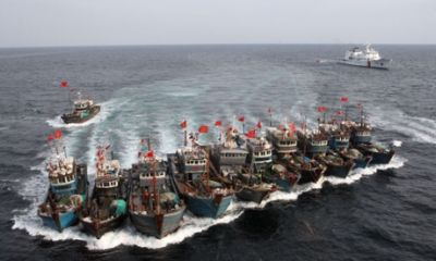 Chinese fishing boat captain dies in South Korea sea clash