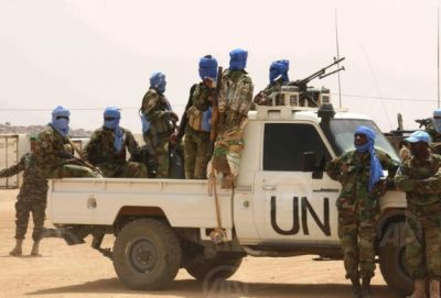 UN. peacekeeper killed in Bangui attack