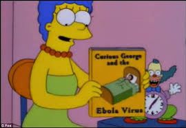 The Simpsons predicted the Ebola crisis in 1997 VIDEO