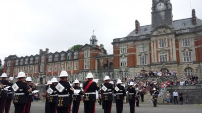 Two Azerbaijani officers graduate from Britannia Royal Naval College Dartmouth