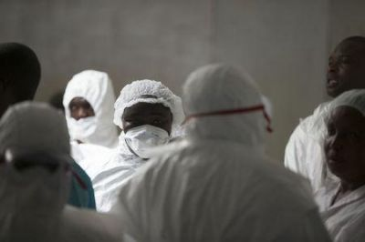 Macedonia checking for Ebola after Briton dies