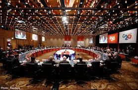 G20 finance ministers discuss situation in Ukraine