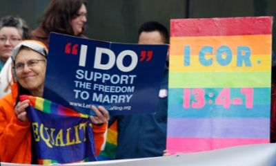 Alaska to issue first marriage licenses to gay couples after surprise ruling