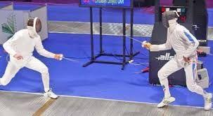 Azerbaijani fencers take two medals in Bursa tournament