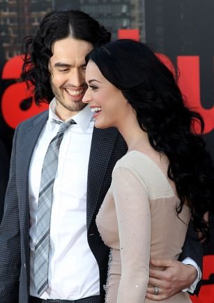 Brand talks about his marriage to Katy Perry