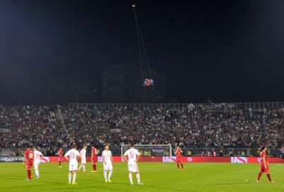 Albania, Serbia Euro 2016 qualifier abandoned