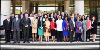 ADA University at 41st meeting of International Forum of Diplomatic Training