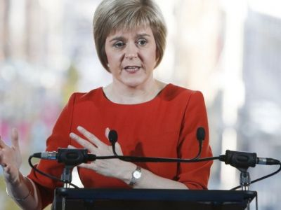 Scotland to get first female leader