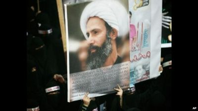 Saudi Shia cleric Nimr al-Nimr sentenced to death
