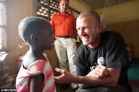 David Beckham to tackle Ebola