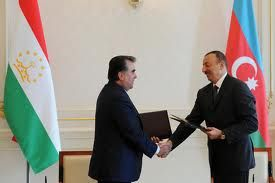 Azerbaijan-Tajikistan documents were signed