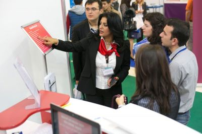 Bakcell took part in the education and career exhibitions